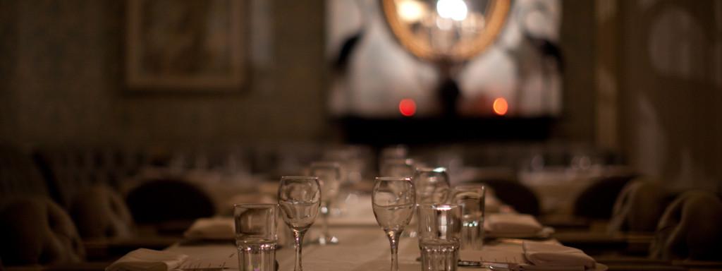 Private Dinner..